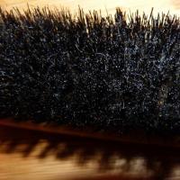 La brosse en poils de sanglier