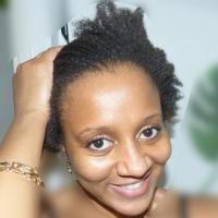 Cheveux mouillés