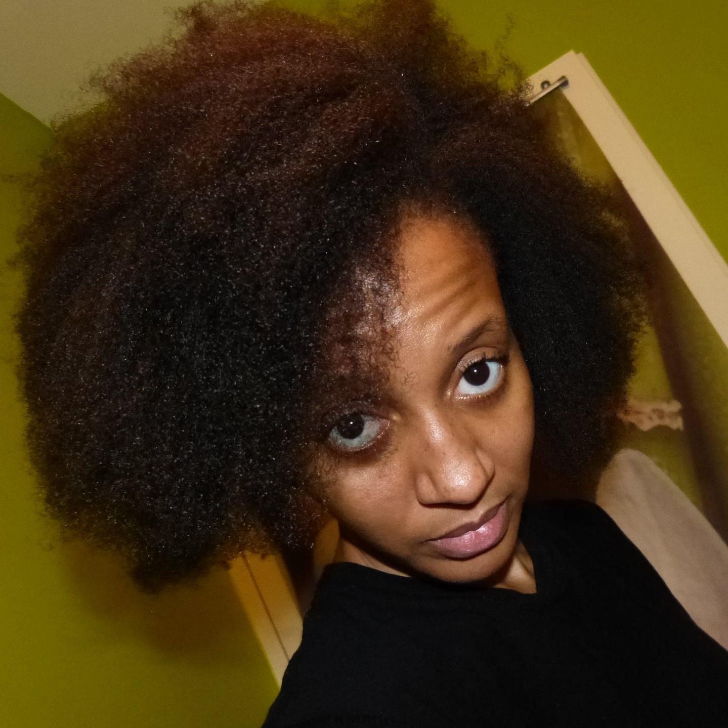 4 semaines après mes braids