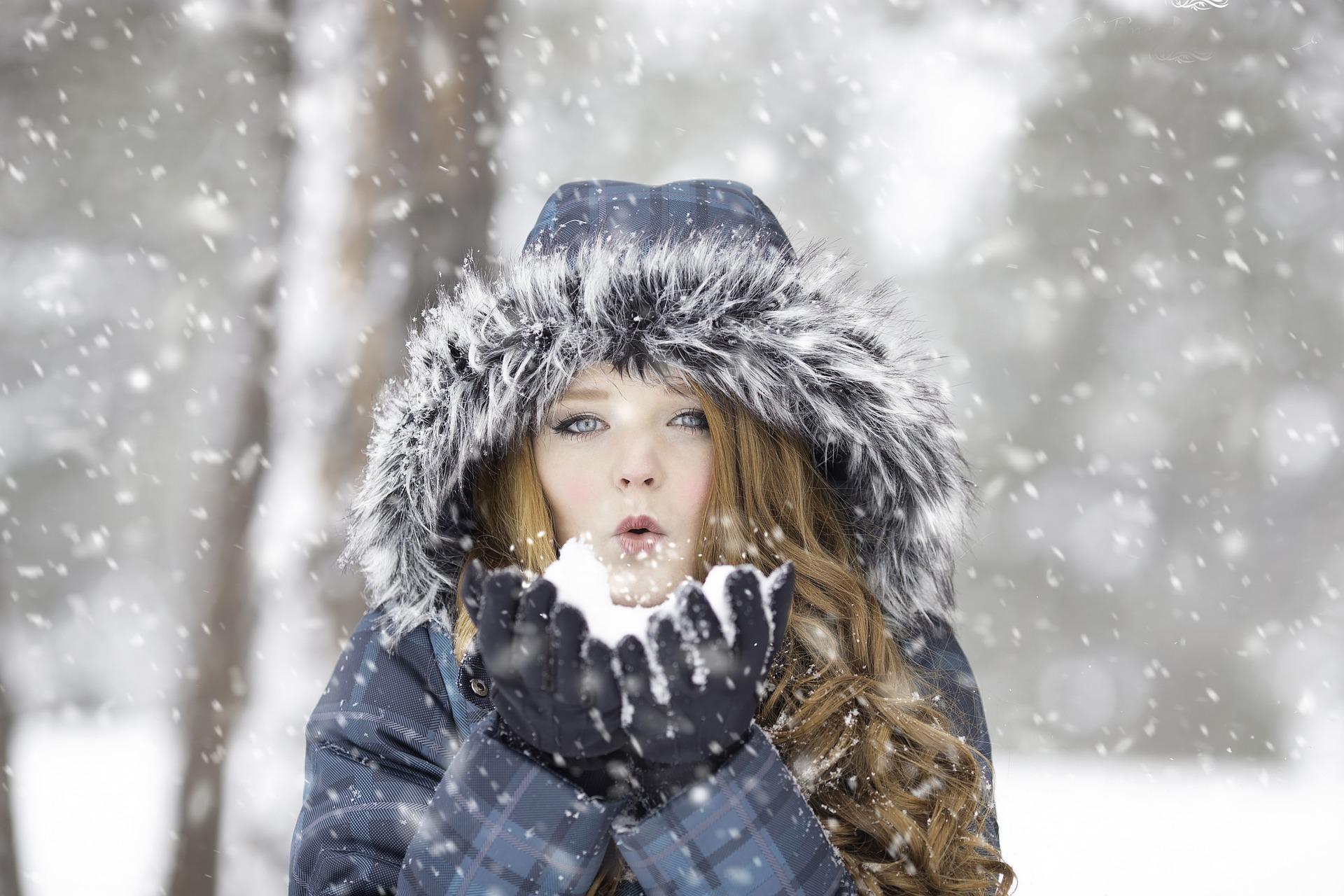Le froid, le vent